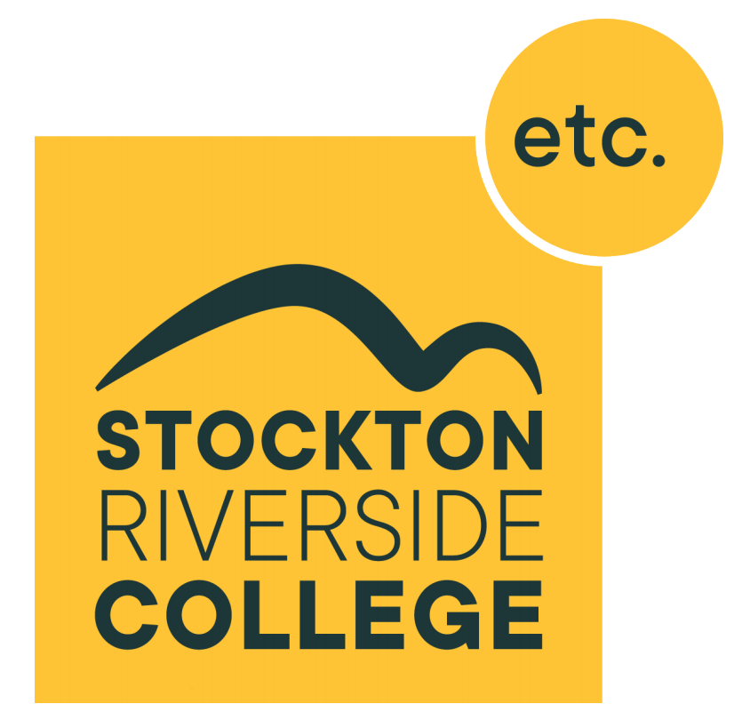 Stockton Riverside College logo